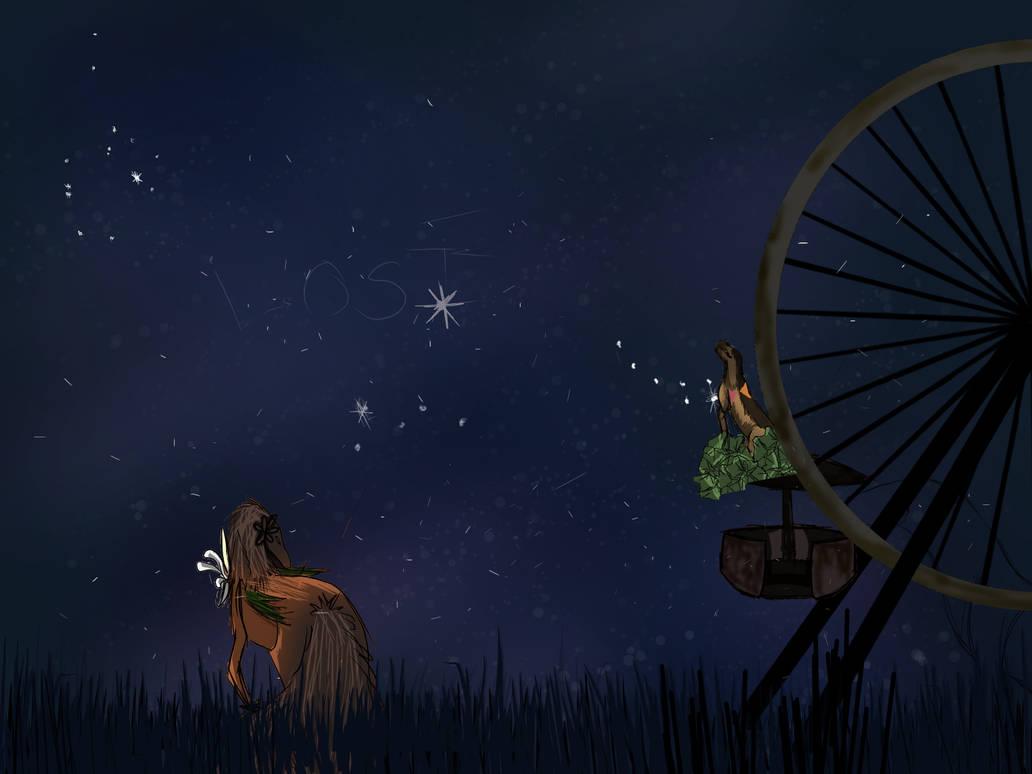 {Beyond Lost Stars} Pomona and Pan
