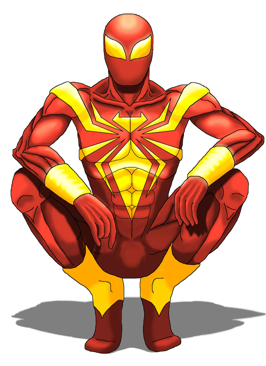 Iron Spider by Raziel90