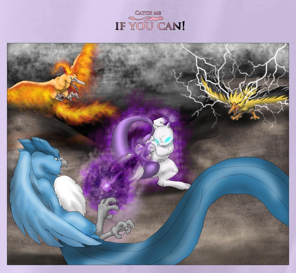 Kanto Legendary Pokemon Images | Pokemon Images