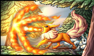 Fiery Mother