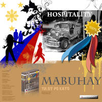 Mabuhay by ben2ty