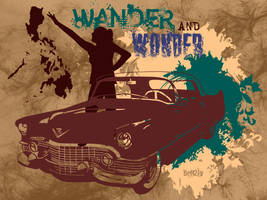 Wander and Wonder by ben2ty