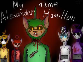 Alexander Hamilton(slendytubbies) by Shepherd228666