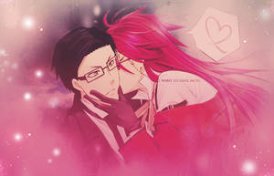 Grell X Will - I always dreamed of this by JezzabelR