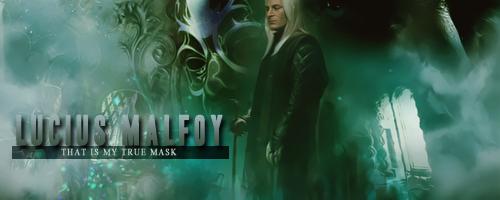 Lucius Malfoy by JezzabelR