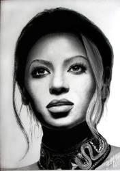 Beyonce by tomboyinside