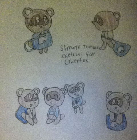 Request: shrunk Tom Nook for CyberFox by epicparadot