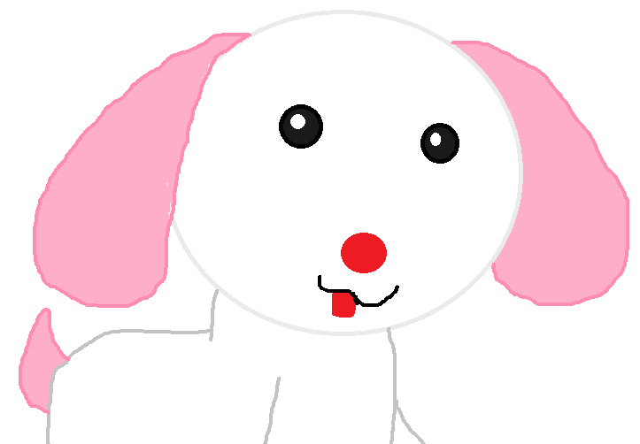 Valentine Dog by epicparadot
