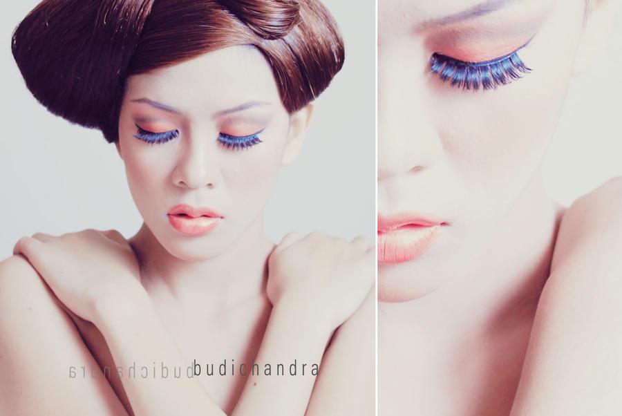 close u'r eyes II by budichandra11