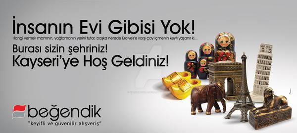 Begendik Airport Advertisement by yalcinbeydilli