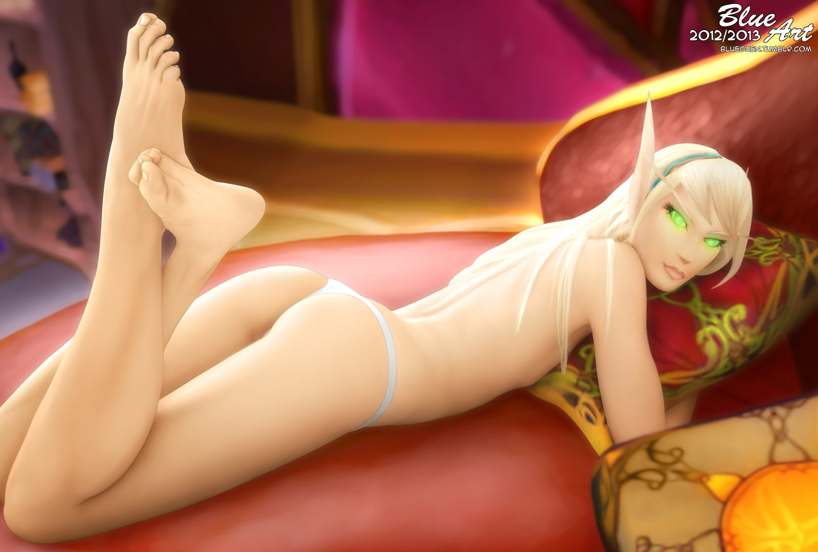 Elf women masterbating erotic movies