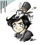 Reaver bunny bums ride