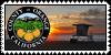 Orange County CA stamp by balba-bunny