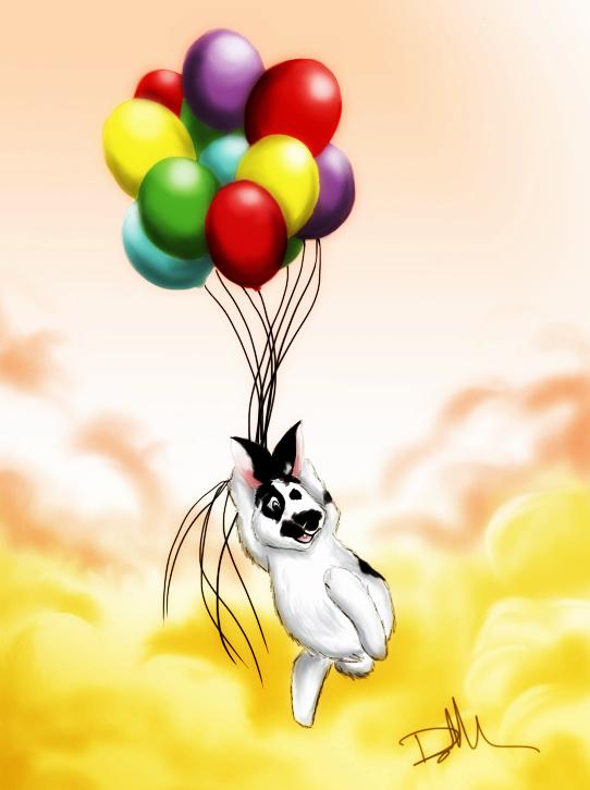 Little miss Clarabelle by balba-bunny