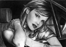 Emma Watson by SmoothCriminal73