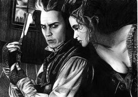 Sweeney Todd by SmoothCriminal73