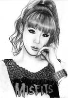 Park Bom - 2NE1 by SmoothCriminal73