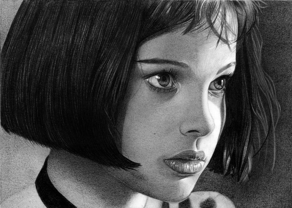 Natalie Portman - Leon by SmoothCriminal73 on DeviantArt натали портман леон