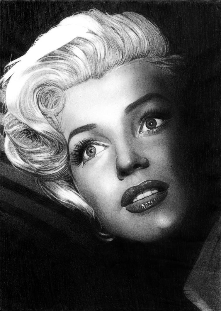 Marilyn Monroe by SmoothCriminal73