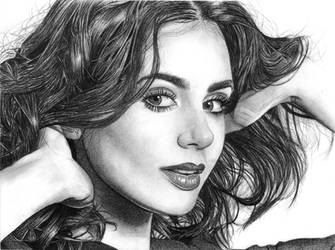 Lily Collins by SmoothCriminal73