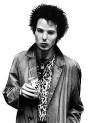 Sid Vicious by SmoothCriminal73