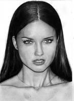 Adriana Lima by SmoothCriminal73