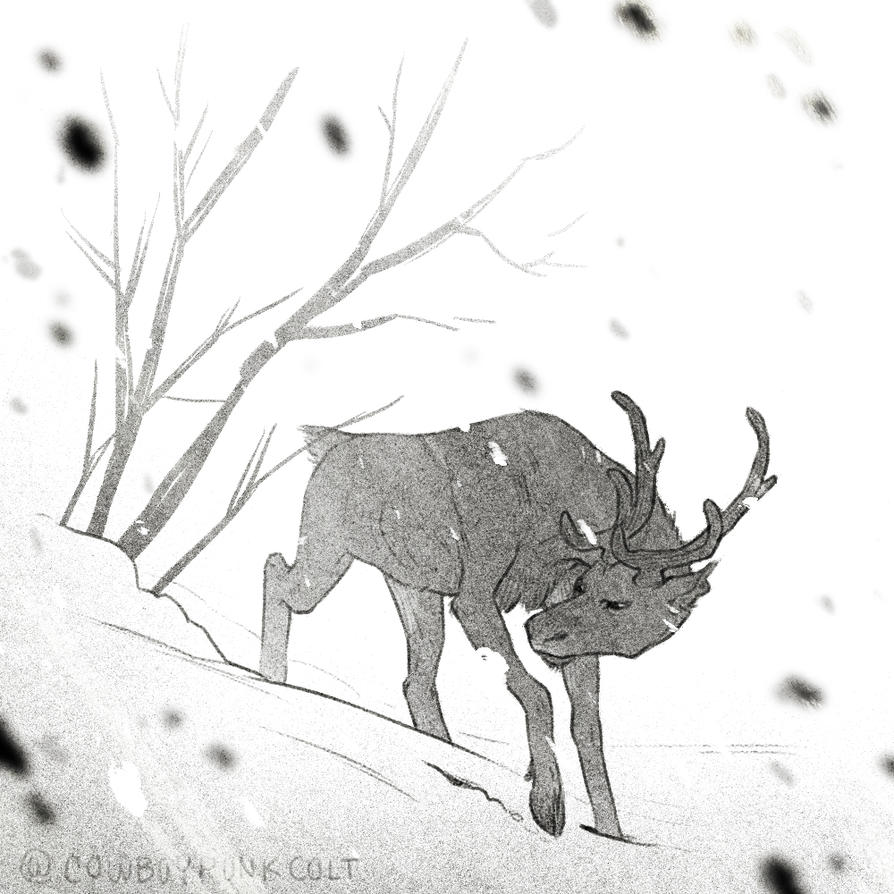 Reindeer Games Devon by cowboypunk