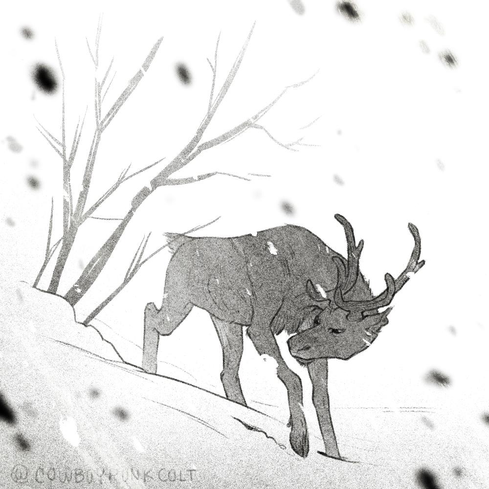 Reindeer Games Devon by cowboypunk