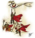 Legionaries and Thaumaturges