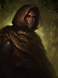 Knight Speedpaint by Taaks
