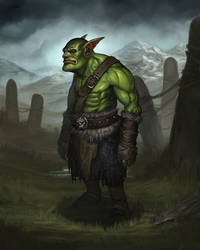 Orc  Rework by Taaks