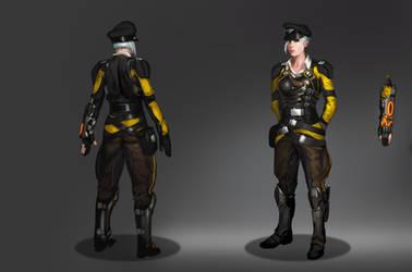 Valkyrie Concept
