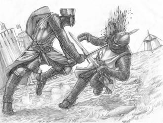 Swordfight by Taaks