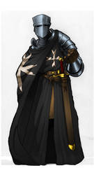 Johanniter knight by Taaks