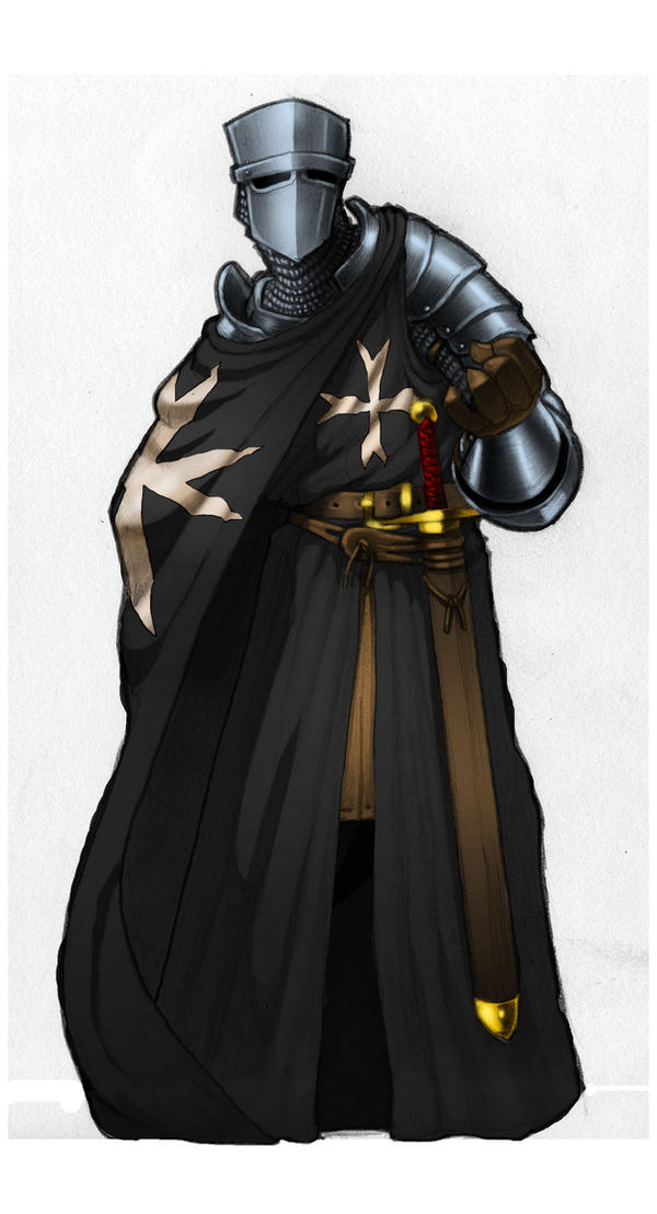 Johanniter knight