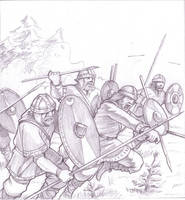 German Warband by Taaks