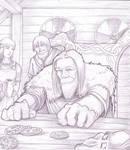 Viking Hersir by Taaks