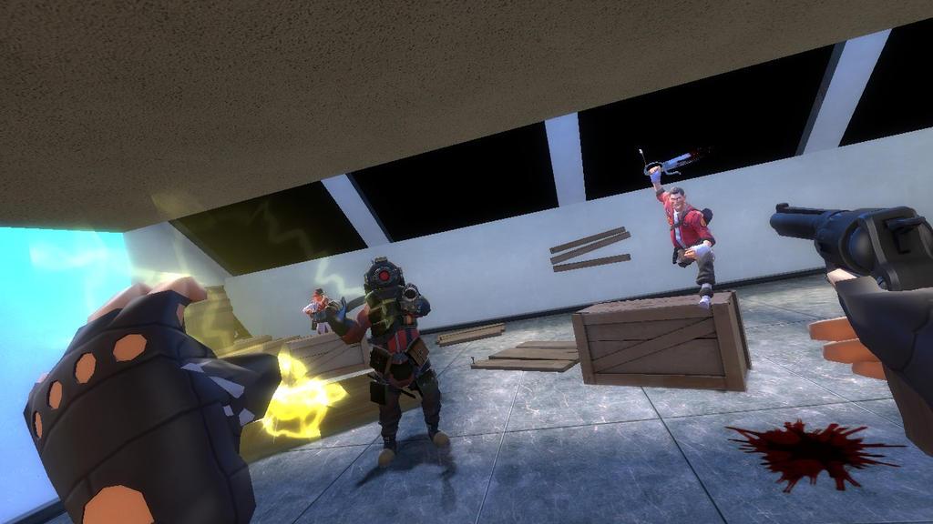Bioshock-like tf2 by ShankyM