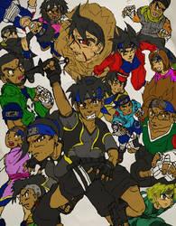 Wcn Ninjas Crew Colored