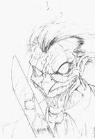 joker by vicmed