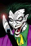 joker coloered