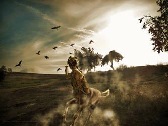 Centaur's Coming of Age by GeoBerserker