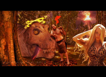 Caveman Love Theater Edit