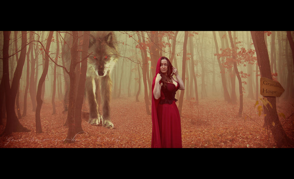 Red and the Wolf Theatrical Edit by GeoBerserker
