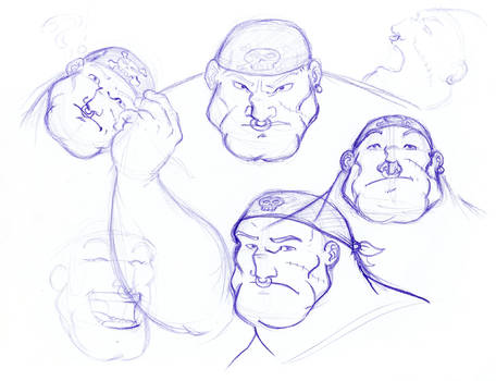 VICTOR character study