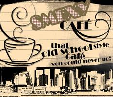 Cafe old school ver.