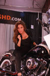 Carlita Gutierrez Motorcycle by zenx007