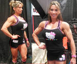 Shelly Yakimchuk is FOREVER FIT! XD