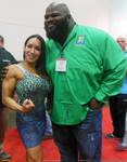Denise Masino And WWE's Mark Henry