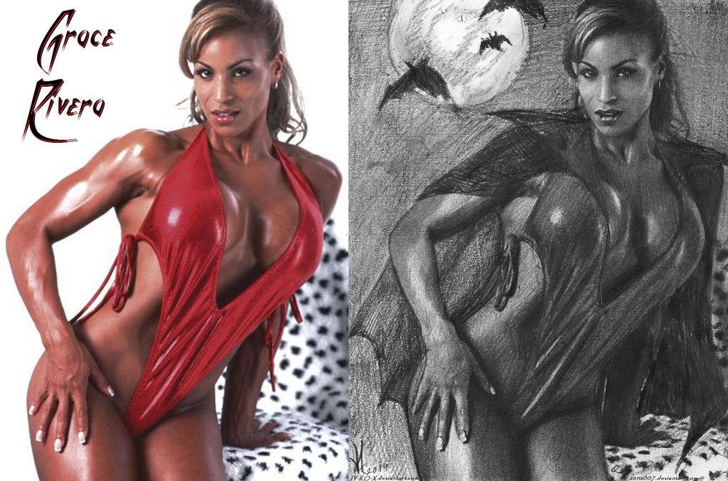 Vampire Countess Grace Rivera By JY-KO-X